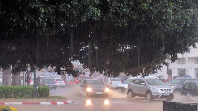 Météo   Fortes rafales de vent mercredi dans plusieurs provinces du Royaume