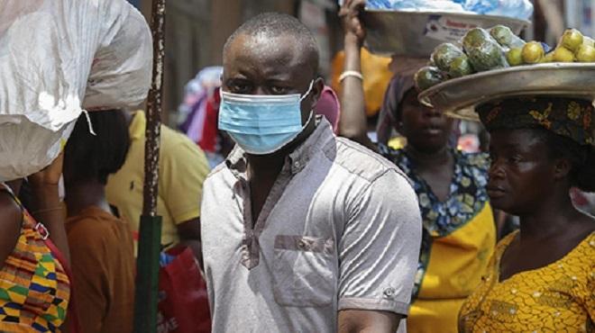 Ghana/ COVID-19 | 113 nouveaux cas, 7.881 au total