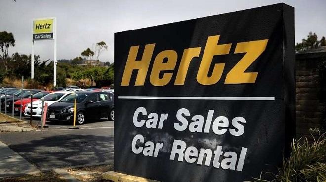 Hertz se déclare en faillite aux États-Unis et au Canada