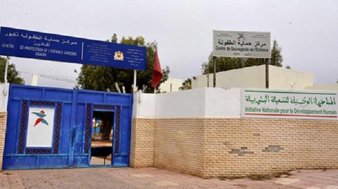 Agadir/ INDH | Plus de 5,55 MDH pour lutter contre le COVID-19