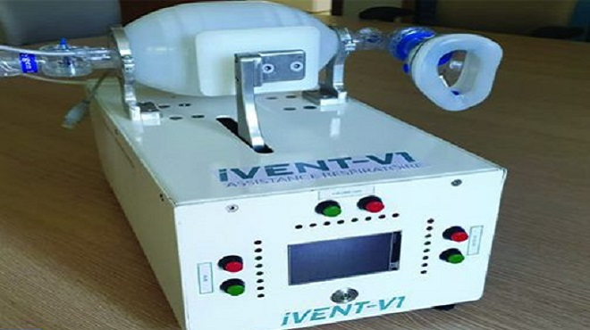 IRESEN   Tests Cliniques du Ventilateur Artificiel Marocain iVENT