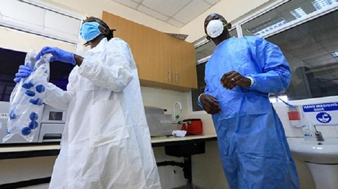 Kenya/ COVID-19 | 20.000 emplois menacés dans le secteur de la santé pour des difficultés financières