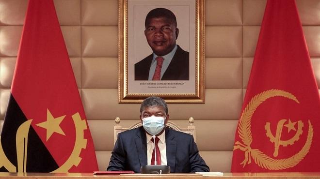 OMS/ COVID-19   L'Angola appelle à l'unité contre le virus