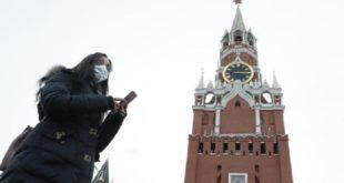 La Russie compte lever avec prudence les restrictions liées à la pandémie