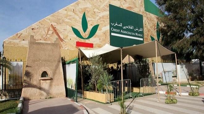 Le Groupe Crédit Agricole du Maroc