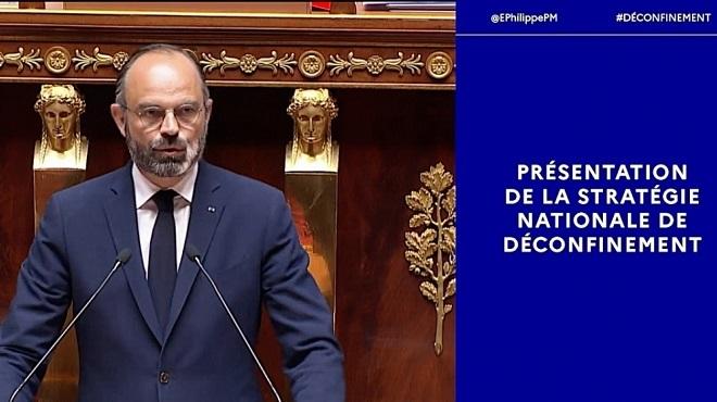 France | Le Plan de déconfinement présentée devant le Sénat