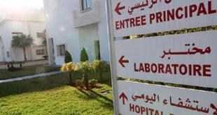 Maroc/ COVID-19   57 cas confirmés, 6.798 au total