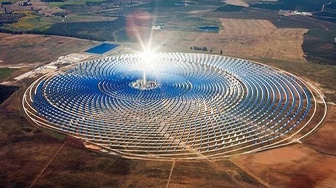 Die Welt | Le rêve d'une électricité verte au désert