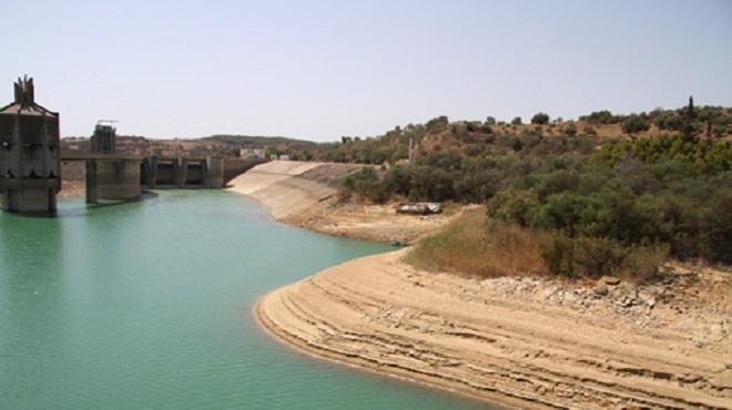 Marrakech-Safi | 85,5 millions de m3 de réserves en eau dans les barrages
