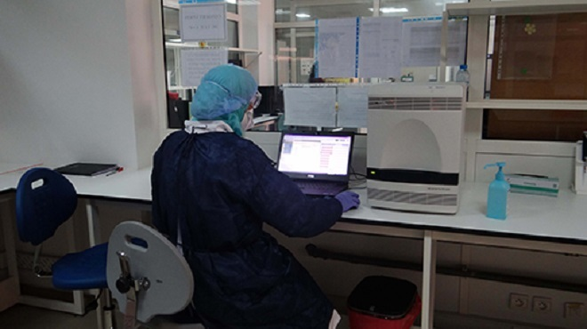 Meknès   L'hôpital Mohammed V doté d'un laboratoire de dépistage du Covid-19