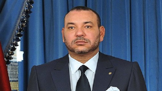 Message de condoléances adressé à SM le Roi par l'épouse de feu Abderrahmane Youssoufi
