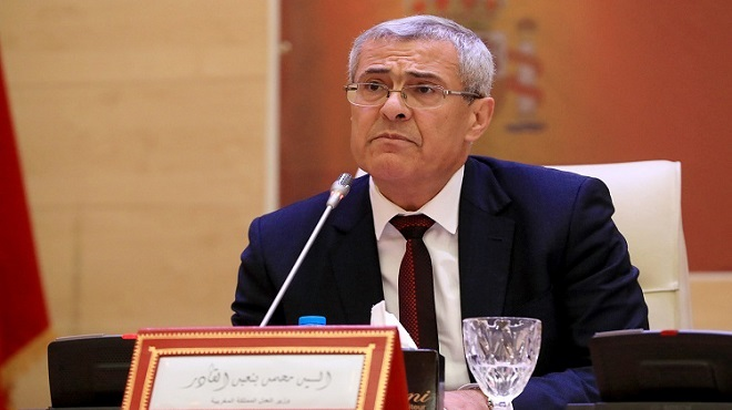 Mohamed Ben Abdelkader | Le ministre de la Justice hospitalisé à Rabat