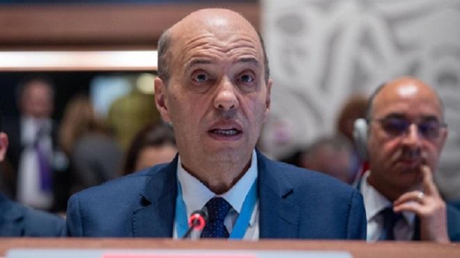 COVID-19   Le Maroc pour une réponse à grande échelle, multilatérale et multidimensionnelle