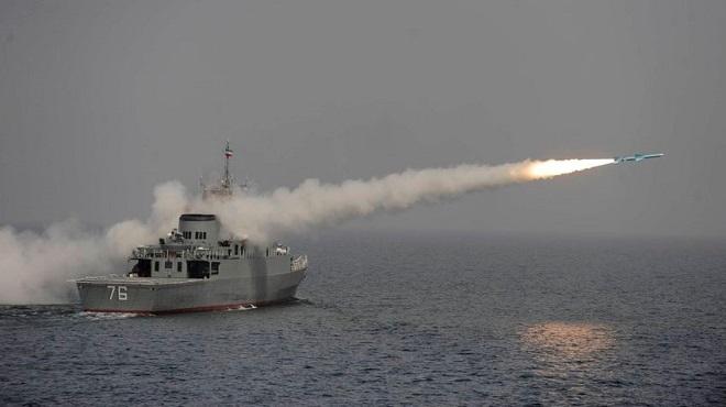 IRAN | Navire de guerre «frappé par un missile» accidentellement