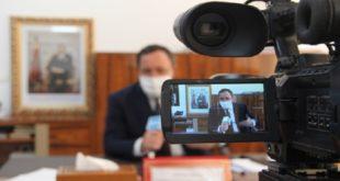 Enseignement Universitaire à Distance : Cinq questions au Président de l'Université Abdelmalek Essaâdi