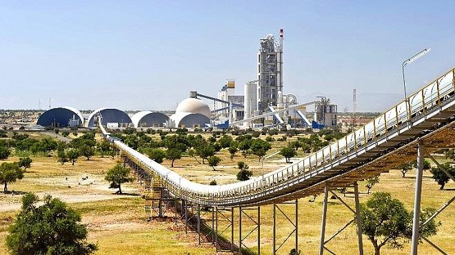 DTFE | Repli des ventes de ciment à fin avril