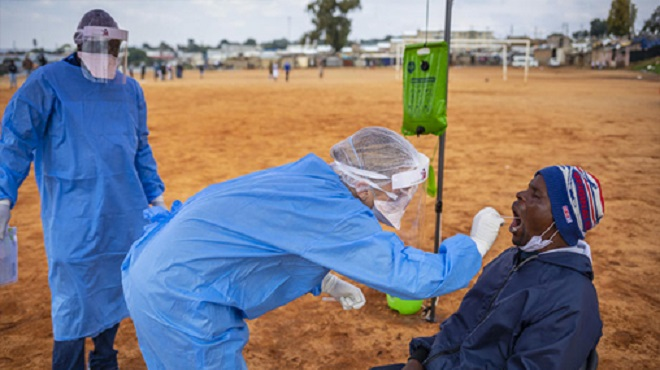 Sénégal/ COVID-19   2429 contaminations, dont 949 guérisons