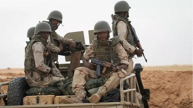 Sahel/ COVID-19 | L'anti-terrorisme toujours d'actualité