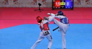 "Taekwondo | 1er championnat national virtuel de ""poomsae"""