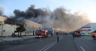 Tanger/ TFZ | Un incendie maîtrisé dans une unité industrielle