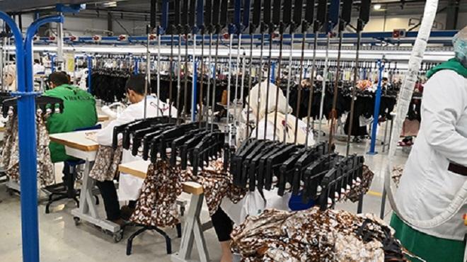 Tanger | Les unités de textiles reprennent leurs activités
