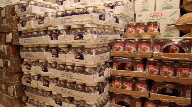 Taroudant | Saisie de 3,5 tonnes de produits alimentaires impropres à la consommation