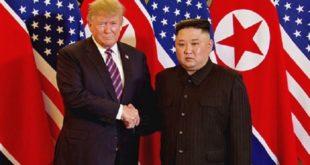 Trump se dit «content» que Kim Jong Un soit «de retour»