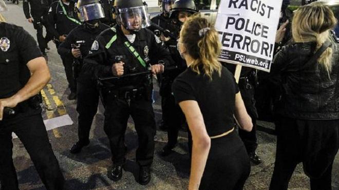 Etats-Unis/ Violences policières   La colère enfle aux USA