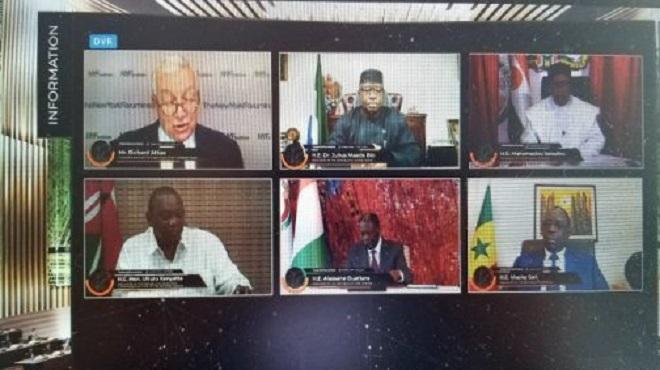 Des chefs d'Etat Africains appellent à un Nouvel Ordre Mondial plus solidaire et équitable