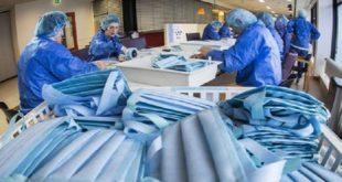 Production de masques/ Maroc | Quand l'industrie s'adapte à la crise sanitaire