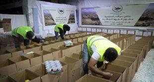 COVID-19 | l'Agence Bayt Mal Alqods Acharif soutient des hôpitaux de la ville sainte