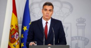 Le gouvernement espagnol veut prolonger l'état d'alerte jusqu'au 21 juin