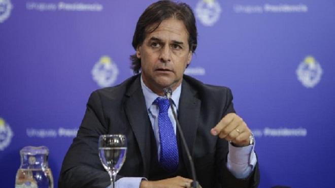 COVID-19 | Le président de l'Uruguay placé en quarantaine dans l'attente des résultats