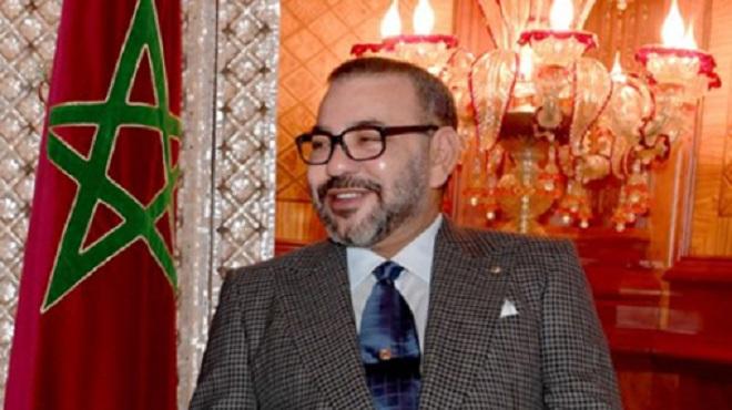 SM le Roi reçoit un message de félicitations du Président turc à l'occasion de l'Aïd Al Fitr