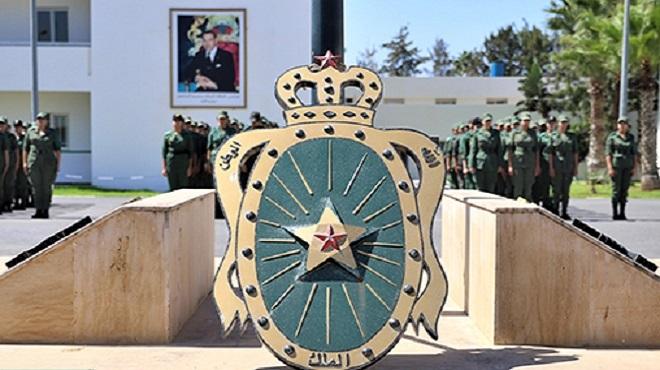 INFOX | Sur le nombre de Militaires atteint par le COVID-19