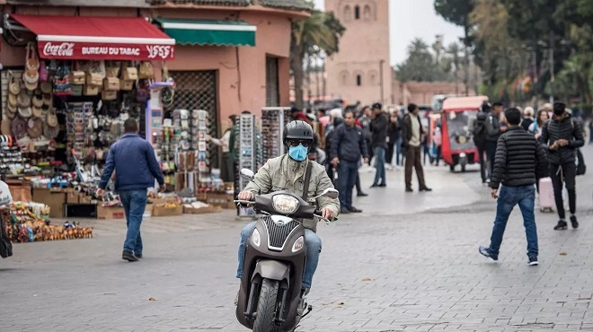 Maroc/ HCP   Déconfinement << Situation et Scénarios >>