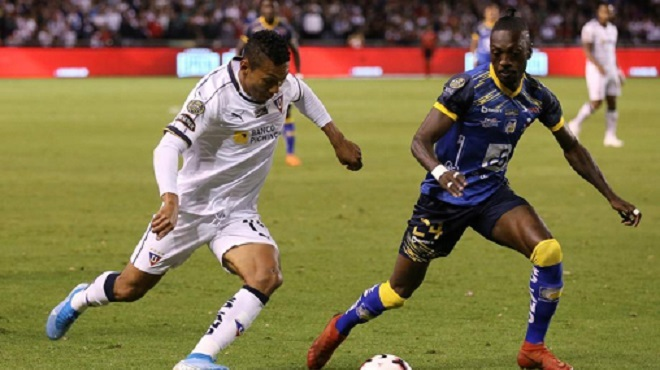 Équateur | Reprise du championnat de football le 17 juillet