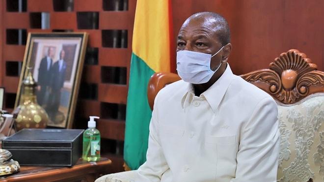 Aides Médicales | Le Président Guinéen salue l'initiative Royale