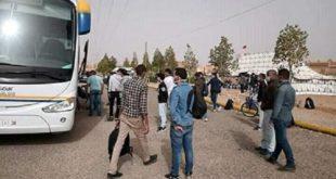 Agadir | 408 étudiants rejoignent leurs villes d'origine