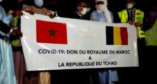Tchad/ Aide Médicale | Le Ministre Tchadien des AE remercie le Maroc