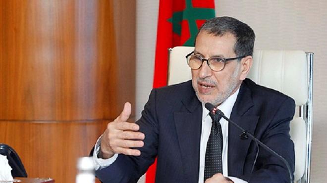 Al Omrane | El Otmani demande l'élaboration d'une nouvelle approche