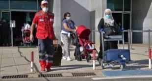 Aéroport Oujda-Angad | Arrivée de 318 Marocains rapatriés d'Espagne