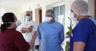 Béni Mellal | Prise en charge psychologique du personnel soignant