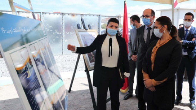 BTP | Le ministère de l'Habitat veille à l'application des mesures sanitaires