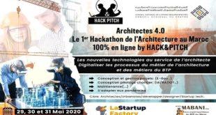 BTP | 3 projets primés au hackathon en ligne sur l'architecture au Maroc