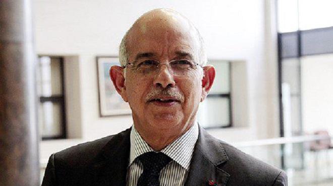 """Biadillah appelle le """"polisario"""" à adhérer à la solution sérieuse proposée par le Maroc pour le règlement du différend sur le Sahara"""