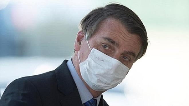 Brésil/ COVID-19 | 645.771 cas et 35.026 décès, Bolsonaro critique l'OMS