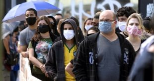 Brésil/ COVID-19 | Record de 1.262 décès en 24 heures, le bilan passe à 31.199 morts et 555.383 cas
