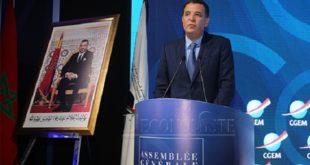 CGEM | Chakib Alj appelle au renforcement des mesures barrière en entreprise