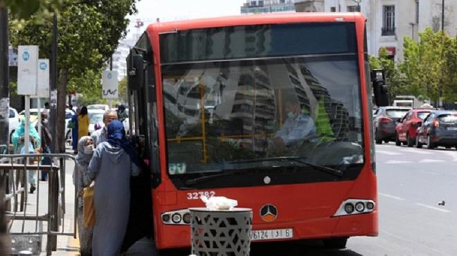 Casa   Enquête sur le non-respect de la distanciation dans un bus (Alsa)